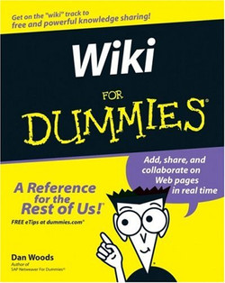 Wikis For Dummies®