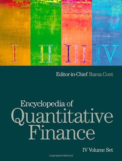Encyclopedia of Quantitative Finance, IV Volume Set