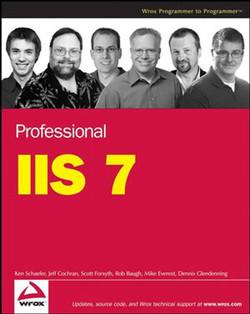 Professional IIS 7.0