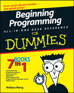 Beginning Programming ALL-IN-ONE DESK REFERENCE FOR DUMMIES®