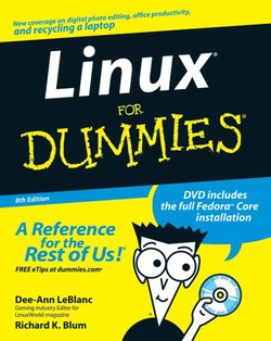 Linux® For Dummies®, 8th Edition