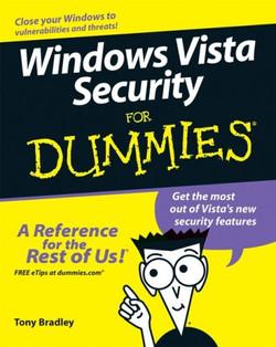 Windows Vista Security For Dummies®