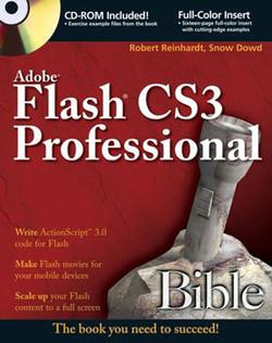Adobe® Flash® CS3 Professional Bible