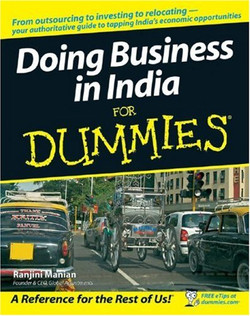 Doing Business in India For Dummies®