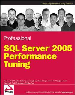 Professional SQL Server® 2005 Performance Tuning