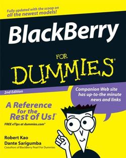 BlackBerry For Dummies®