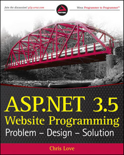 ASP.NET 3.5 Website Programming: Problem-Design-Solution
