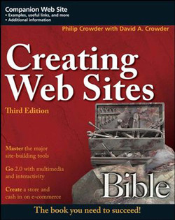 Creating Web Sites Bible, Third Edition