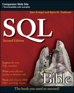 SQL Bible, Second Edition