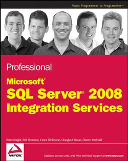Professional SQL Server® 2008 Integration Services