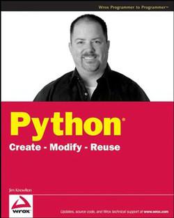 Python® Create-Modify-Reuse
