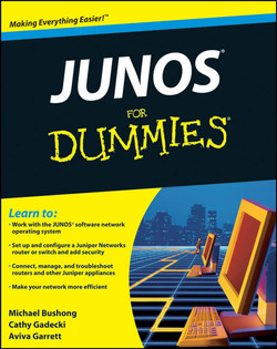 JUNOS® FOR DUMMIES®