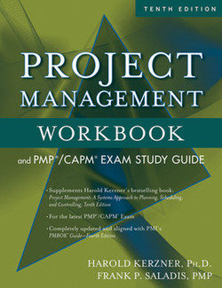 Project Management Work Book and Pmp®/Capm® Exam Study Guide, Tenth Edition