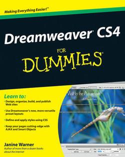 Dreamweaver CS4 For Dummies®