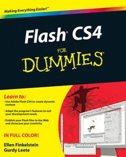 Flash® CS4 for Dummies®