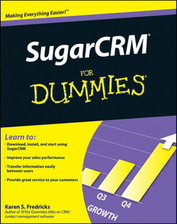 SugarCRM® For Dummies®