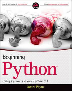 Beginning Python®: Using Python 2.6 and Python 3.1
