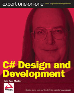 Expert One-on-One™ C# Design and Development