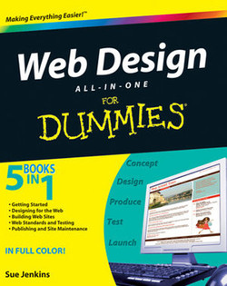 Web Design All-in-One for Dummies®