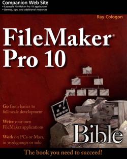 FileMaker® Pro 10 Bible