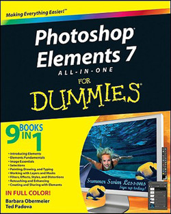 Photoshop® Elements 7 All-in-One For Dummies®