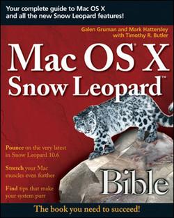 Mac OS® X Snow Leopard™ Bible