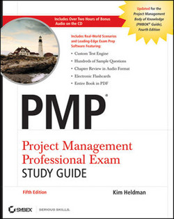 PMP®: Project Management Professional Exam Study Guide, Fifth Edition