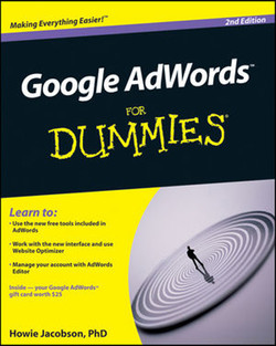 Google AdWords™ for Dummies®, 2nd Edition