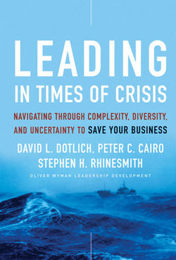 Leading in Times of Crisis: Navigating Through Complexity, Diversity, and Uncertainty to Save Your Business