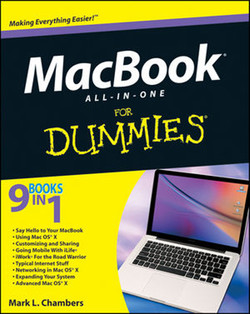 MacBook® All-in-One For Dummies®