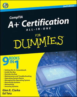 CompTIA A+® Certification All-In-One For Dummies®, 2nd Edition
