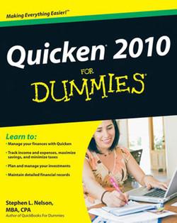 Quicken® 2010 For Dummies®