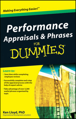 Performance Appraisals & Phrases For Dummies®