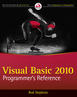 Visual Basic® 2010 Programmer's Reference