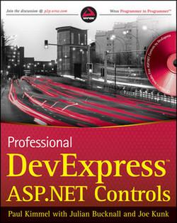 Professional DevExpress™ ASP.NET Controls