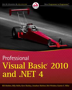 Professional Visual Basic® 2010 and .NET 4