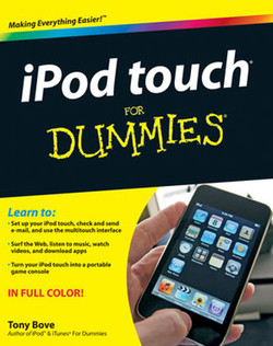 iPod touch® for Dummies®