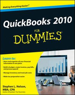 QuickBooks® 2010 For Dummies®