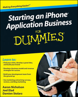 Starting an iPhone® Application Business For Dummies®