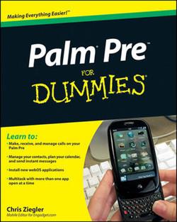 Palm® Pre™ for Dummies®