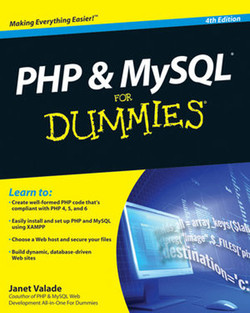 PHP and MySQL® For Dummies®, 4th Edition