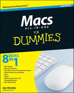 Macs All-in-One for Dummies®, 2nd Edition