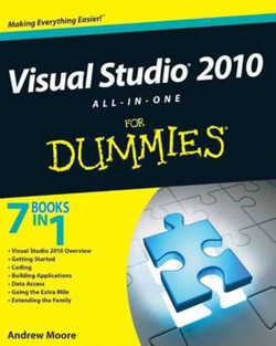 Visual Studio® 2010 All-in-One For Dummies®