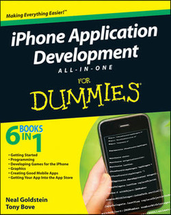 iPhone® Application Development All-In-One For Dummies®