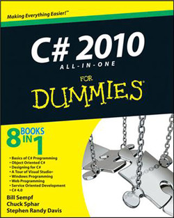 C# 2010 All-in-One For Dummies®