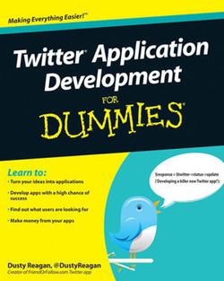 Twitter® Application Development for Dummies®