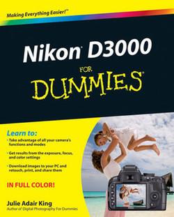 Nikon® D3000 For Dummies®