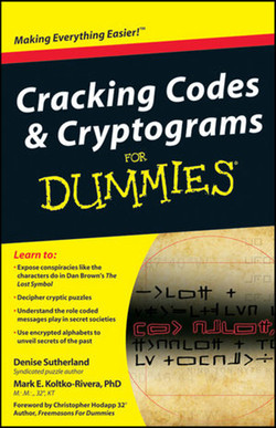 Cracking Codes and Cryptograms For Dummies®