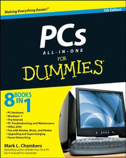 PCs All-in-One For Dummies®, 5th Edition