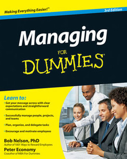 Managing For Dummies®, 3rd Edition